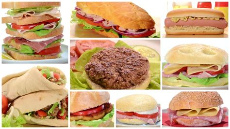 Fast Food Collage Www Pixshark Com Images Galleries Fast Food Collage