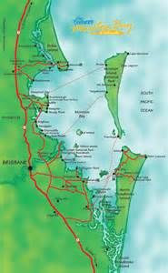 moreton bay map brisbane australia