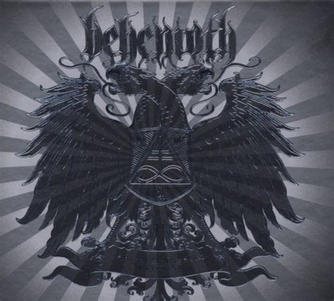 Cd Behemoth Abyssus Abyssum Invocat behemoth records lps vinyl and cds musicstack