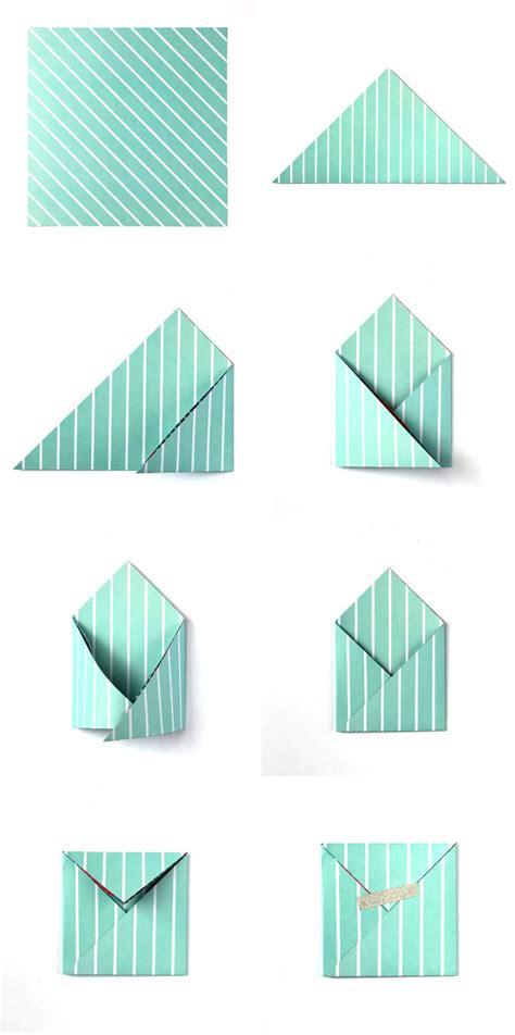 Origami Envelope Rectangle - easy square origami envelopes origami envelope origami