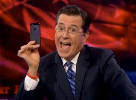 the colbert report colbert nation comedy central tattoo stephen colbert mocks apple maps