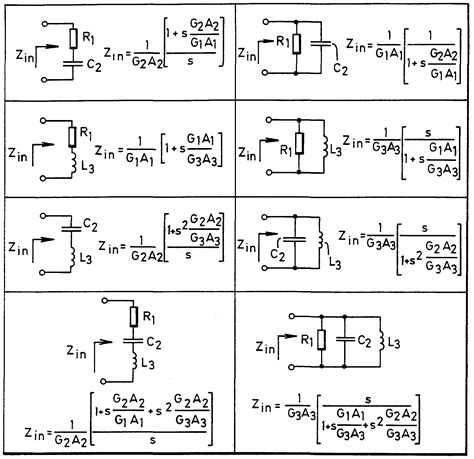 inductor formula series patent wo1994019763a1 signal processing circuit comprising switched transconductors