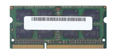 Silicon Power 8gb Kit Ddr3 Pc12800 1600 2x 4gb h6y77et aa addonc 4gb sodimm pc12800 memory