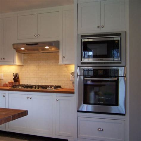 Eat In Kitchen Design neff built in microwave oven black