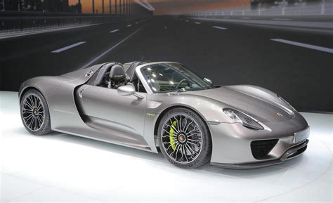 2015 porsche 918 spyder msrp car and driver