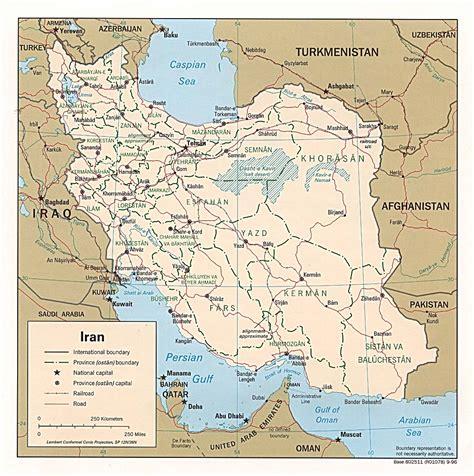 border map afg iran border map mappery