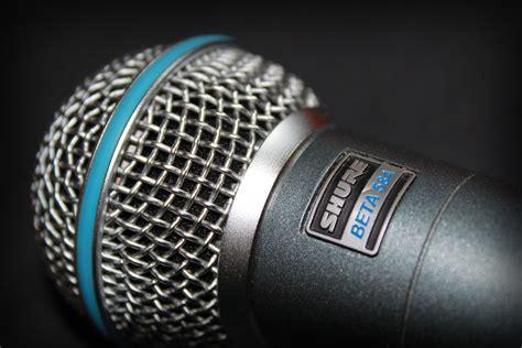 Kepala Microphone Model Beta 58 my quot shure beta 58a quot microphone by artfx studios on deviantart