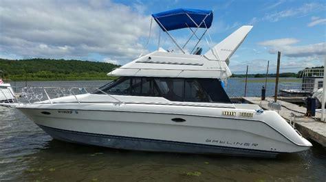 bayliner houseboats bayliner used yacht boat cruiser 1991 for sale for 11 995