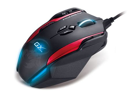 Mouse Gx Gaming Gila new bytes mouses gamepads tablet gra genius mouse