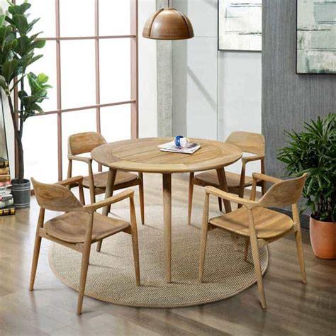 mid century modern  outdoor dining table