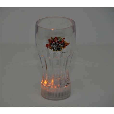 Rainforest Caf 233 Light Up Cup
