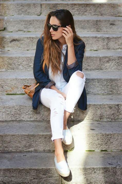 Abbie Summer Blouse chic ways to wear espadrilles for summer glam radar