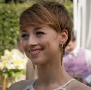 hairstyles of margaux on revenge 17 best images about short and sweet hair on pinterest
