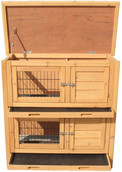 kaninchenstall hasenstall kaninchenk 228 fig hasenk 228 fig k01 ebay