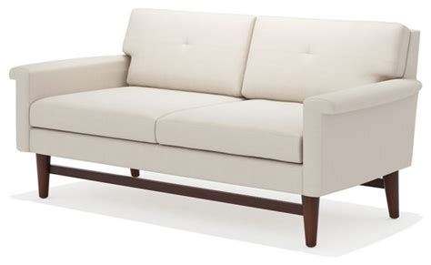 Diggity 70 Inch Love Seat Sofa Midcentury Sofas By