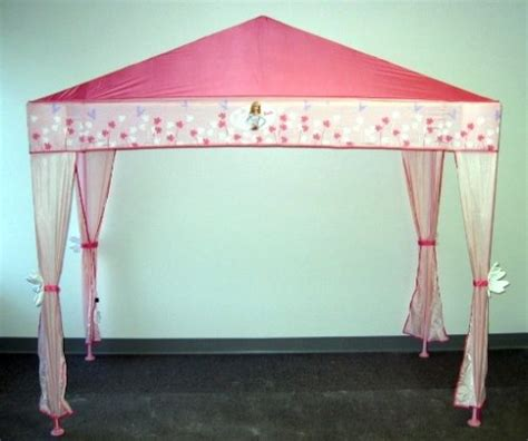 twin bed tent canopy girls four poster bed barbie twin size bed canopy more