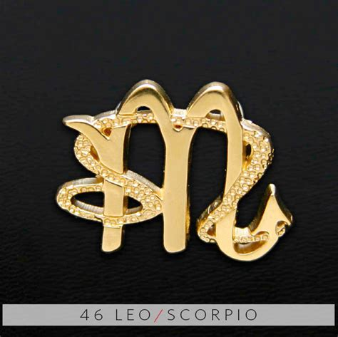 unity design concepts 46 leo and scorpio gold unity