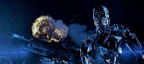 eye wallpaper gif pin terminator movies robot cyborg t800 red eyes future