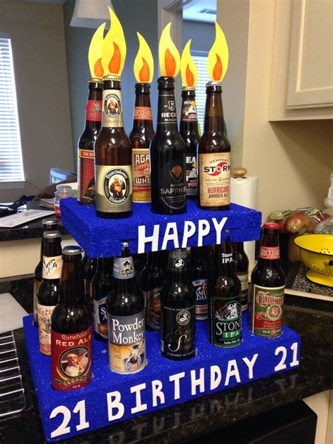 craft beer cake pin by gracie tiedeman on party ideas pinterest