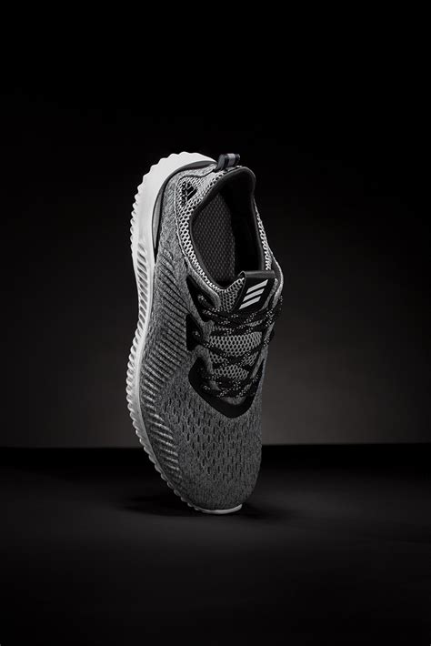 Adidas Alphabounce Engineered Mesh Grey Premium Original Sneakers adidas officially unveils the alphabounce with engineered mesh weartesters