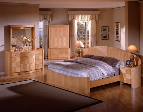 Classic Unfinished Wood Bedroom Furniture Design And Decor Wooden Bedroom Furniture