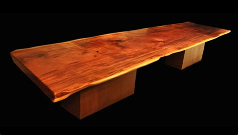 reclaimed growth 1st generation coastal redwood slab