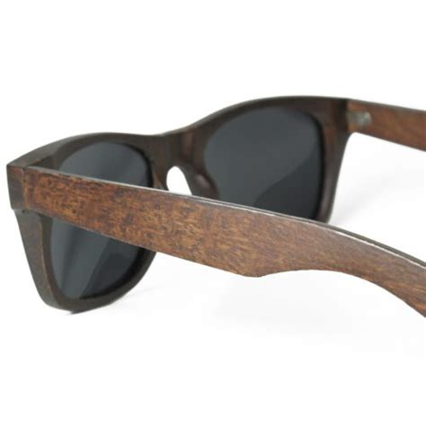 Handmade Wooden Sunglasses - wooden sunglasses crafted in los angeles all wood everything