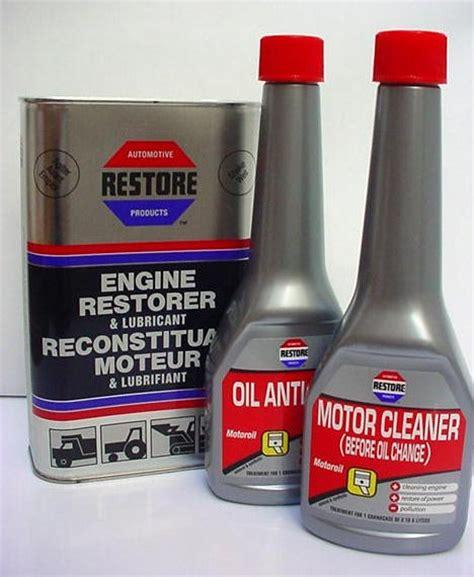 special offer restore clean  seal oil leaks    litre engine