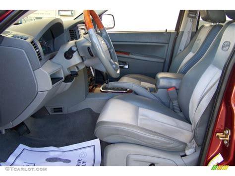 Jeep Overland Interior by 2007 Jeep Grand Overland Interior Photos
