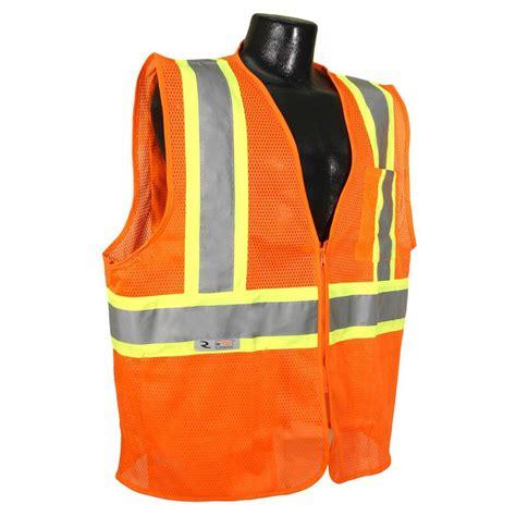 utility cl work light 3m high visibility fluorescent orange reflective class 2