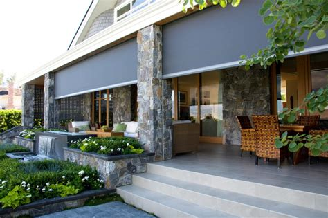 screens for patio retractable screens bring outdoor living okanagan style