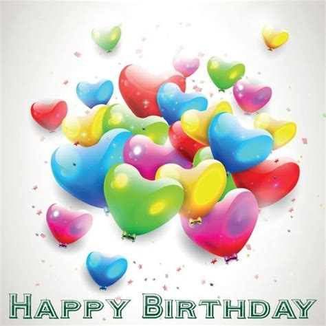 Free Happy Birthday Wishes Happy Birthday Balloons Pictures Photos And Images For