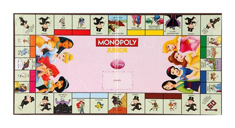 Monopoly Disney monopoly for driverlayer search engine