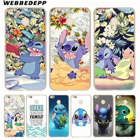 Xiaomi Redmi 4a Stitch aliexpress buy webbedepp lilo and stitch ohana famil
