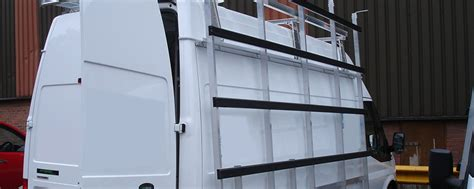 Glazing Racks For Vans by Glazing Racks In Manchester Fully Fitted Custom Glazing Racks Manchester And Cheshire