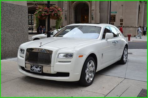 Used Rolls Royce Ghost For Sale by 2011 Rolls Royce Ghost For Sale
