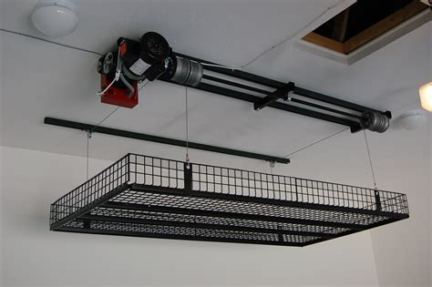 Garage Storage Lift Storage Ideas Unique Lift