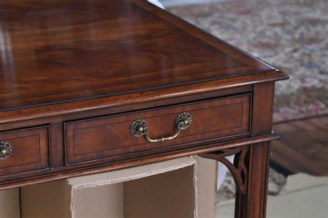 Antique Mahogany Desk by Traditional Mahogany Writing Desk For The Office Ebay