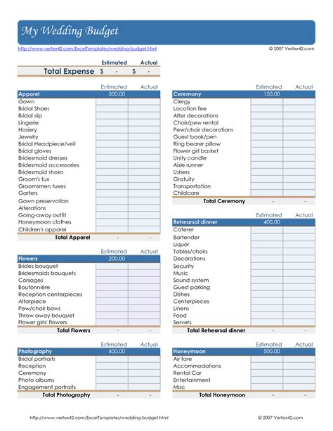 wedding budget excel template wedding budget template beepmunk