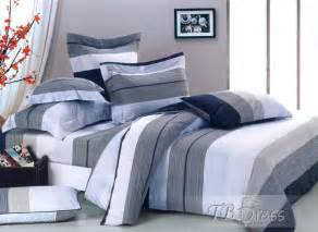 navy blue and grey bedding bedroom ideas pictures