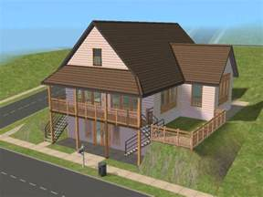house plans with daylight basements mod the sims daylight basement cottage