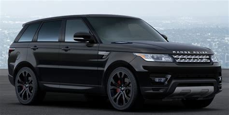 range rover car black how i would build my range rover sport supercharged