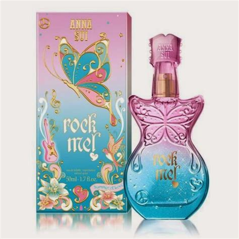 Parfum Rock your perfume world sui rock me summer of