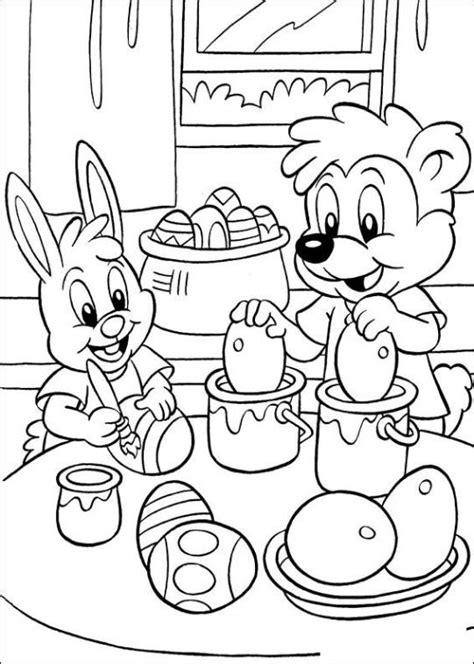lego easter coloring page pasen kleurplaten voor pasen van paasmandjes paaseieren