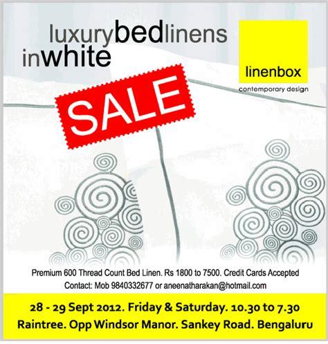 Linenbox   Sale / Bangalore   SaleRaja