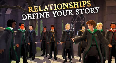 Your Dating Story And Win by Harry Potter Hogwarts Mystery Could Introduce Same