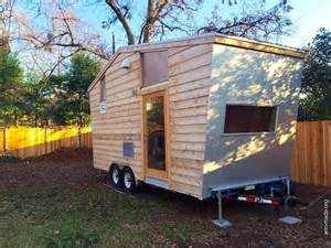 tiny homes images fresh 230 sq ft tiny house looks like a cer but feels