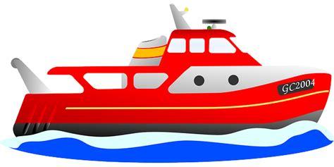 cartoon trawler boat cartoon transportation vehicles trawler boat public