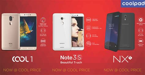 deals early and new year bonanza on coolpad smartphones