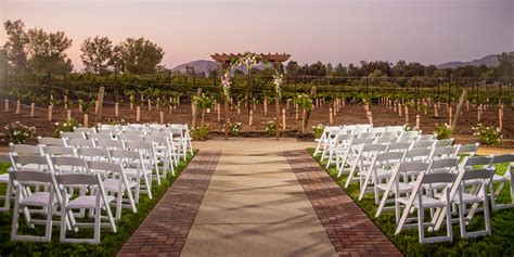 Wedding Venues Vineyards by Lorimar Vineyards Winery Weddings Get Prices For